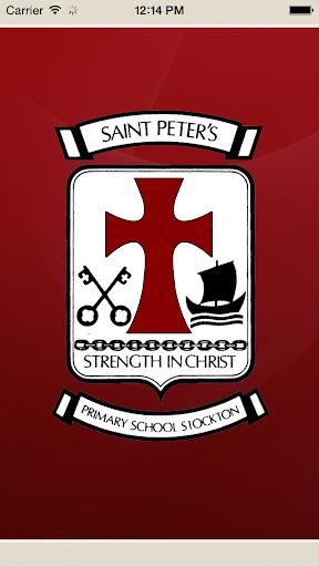 St Peter's PS Stockton