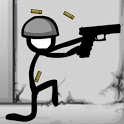 Stickman Click Escape Lab icon
