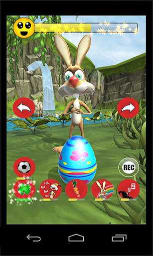 Talking Bunny - Easter Bunny 1.0 screenshots 1