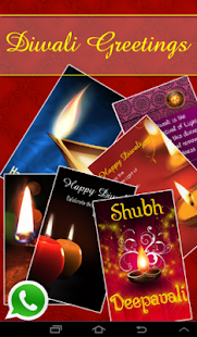 Whats App Diwali Cards