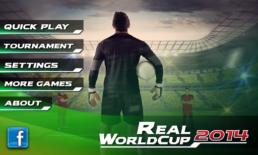 Play Real Football Final 2014