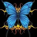 3D Butterfly 0011 logo