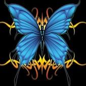 3D Butterfly 0011