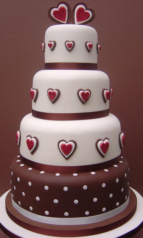 Cake Designs Ideas chocolate birthday cakes Wedding Cakes Ideas Screenshot