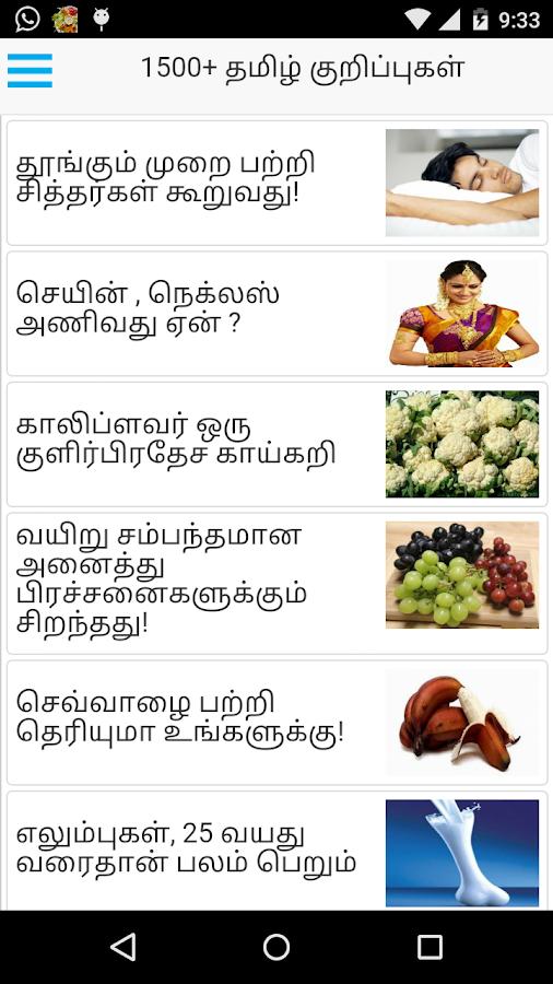 5000+ Tamil Kuripugal