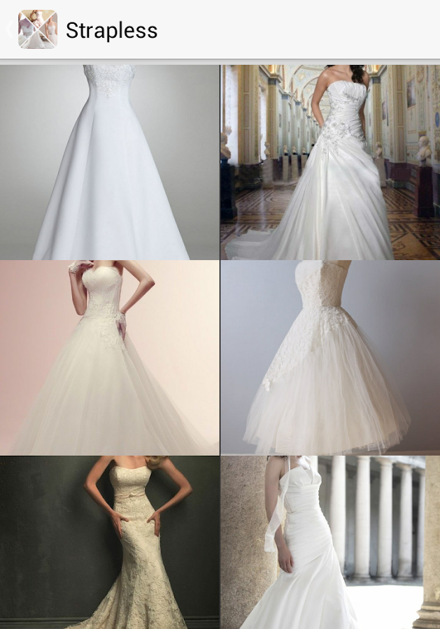 Wedding dress designs ideas android apps on google play for Wedding dress shops in ma