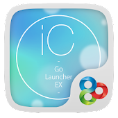 IC GO Launcher Live Theme