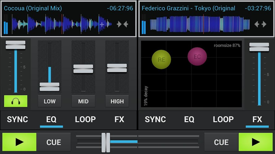 Similar Play Reviews And Stats Search Rankings for DJ Pro - DJ Player by  Angel Arias (Android, United States)