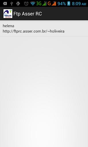 FTP Asser - RC