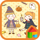 Twin Emma & Nikita(halloween) icon