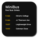 miniBus - Live bus data icon