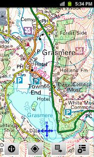 App Outdoor Map Navigator APK for Windows Phone