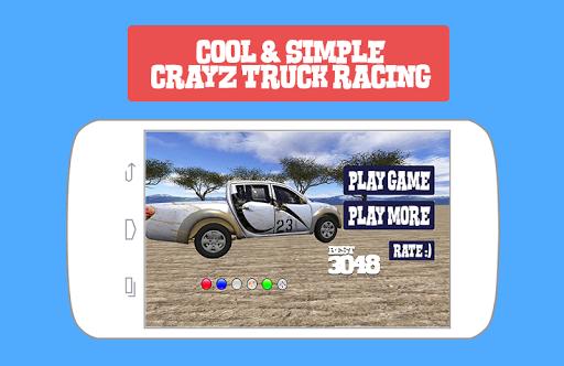 3D Crazy Traffic Truck Racing