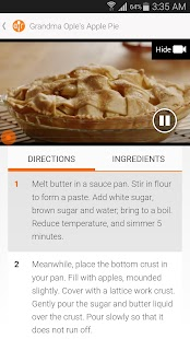 Allrecipes Dinner Spinner Screenshot 3