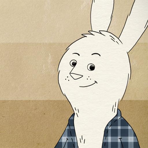 O Conto de Peter Rabbit LOGO-APP點子