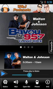 Bayou 95.7 New Orleans - screenshot thumbnail