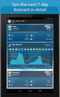 Weatherzone Plus- screenshot thumbnail