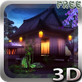 Real Zen Garden 3D: Night LWP