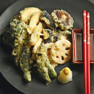 Vegetable Tempura From 'Japanese Soul Cooking'.