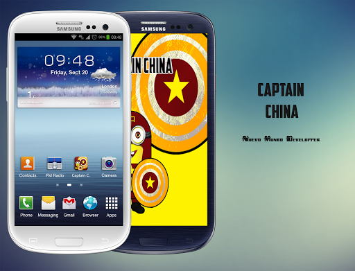 Minion Captain China