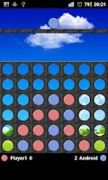 Screenshot of Connect 4 Skydiving