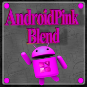 Pink Android Next Launcher
