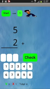 Learn Math 4th Grade- screenshot thumbnail