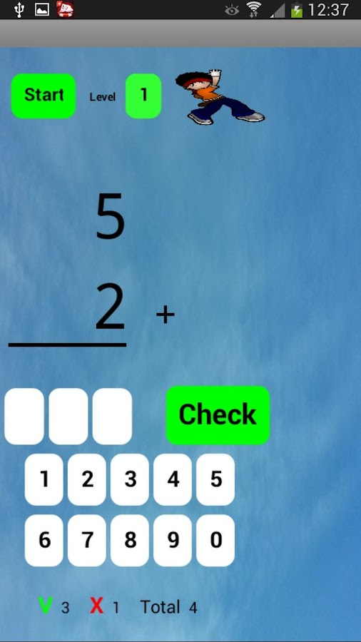 Learn Math 4th Grade - screenshot