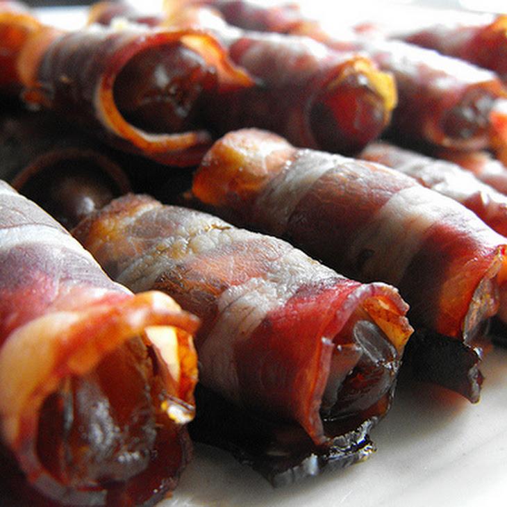 Bacon Date Rolls Recipe