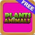 Plants vs Animals icon