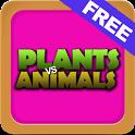 Plants vs Animals icon