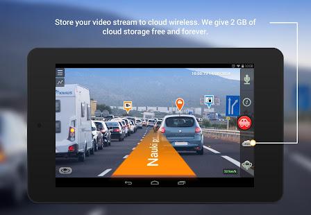 Car DVR & GPS navigator 10