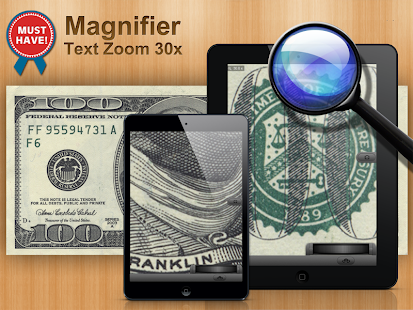 Magnifier 30x Zoom- screenshot thumbnail