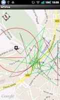 Screenshot of GPSFox