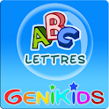 GENIKIDS Lettres icon