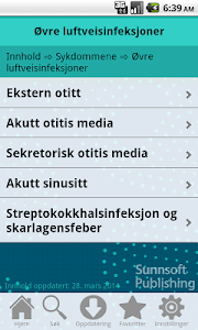 Antibiotika i primærmedisin screenshot 1