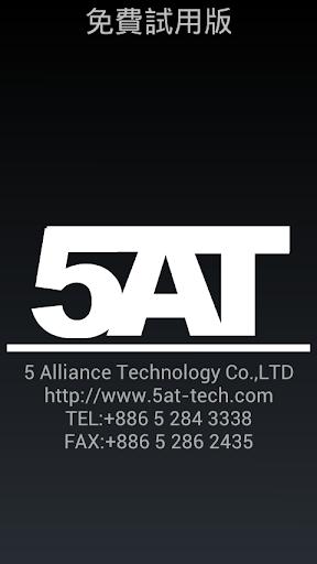 5AT測速照相警示器 免費版