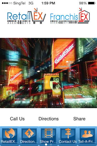 RetailEX FranchisEX 2015