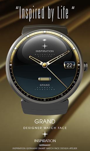 watch face elegant GRAND