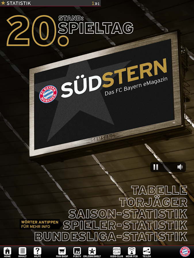 FCB Südstern - screenshot