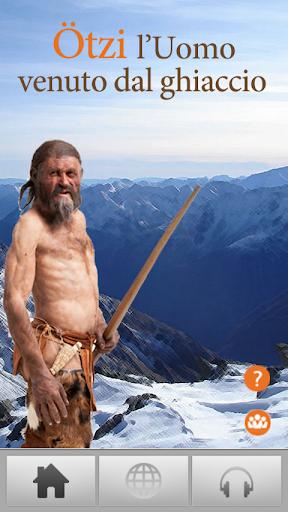 Audioguida multimediale Ötzi