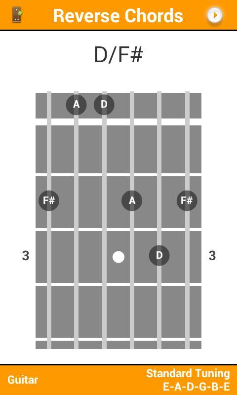 Fretter Lite - Chords- screenshot