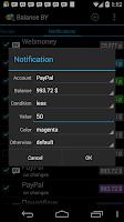Screenshot of Balance BY [balances, phones]
