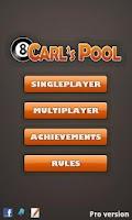 Screenshot of Carl's Pool