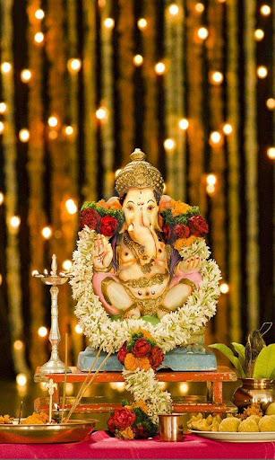Lord Ganesha Live Wallpaper HD