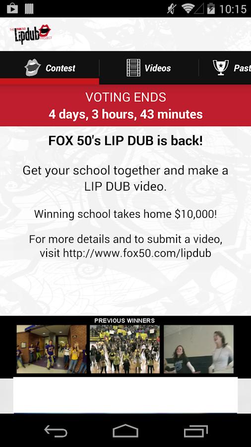 FOX 50 Lip Dub Project- screenshot
