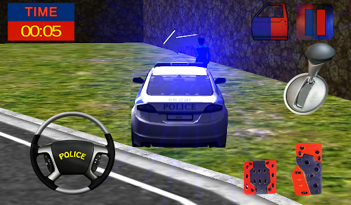 Crime City Real Police Chase