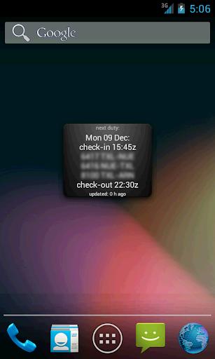 DroidAIMS 1.9952 screenshots 4