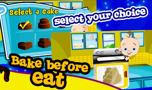 宝宝蛋糕制作|玩休閒App免費|玩APPs