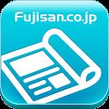 無料で5000冊以上の雑誌が読めるFujisanReader icon